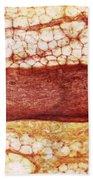 Lymph Vessel Beach Towel