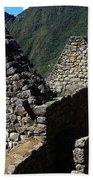 Machu Picchu Peru 8 Beach Towel