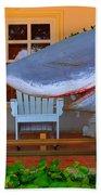 Mack De Cuchillo Beach Towel