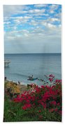 Malibu Beauty Beach Towel