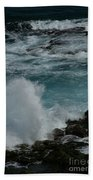 Maliko Point Maui Hawaii Beach Towel