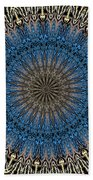 Mandala 111511d Beach Towel