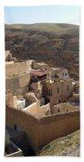 Mar Saba Monastery Beach Towel