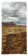 Marble Canyon Overlook Beach Towel