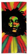 Marley Starburst Beach Towel