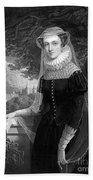 Mary Queen Of Scots Beach Towel by Photo Researchers