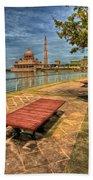 Masjid Putra Beach Sheet
