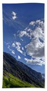 Mcgee Creek Canyon Beach Towel