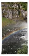 Mesa Falls II Beach Towel