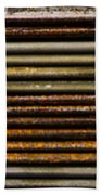 Metal Stripe  Beach Sheet