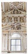 Mezquita Cathedral Renaissance Ornamentation Beach Towel