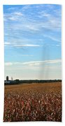 Midwest Farm Beach Towel