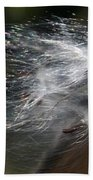 Milkweed I Beach Towel