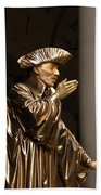 Mime Florence Italy Beach Towel