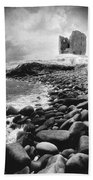 Minard Castle Beach Towel