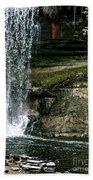 Minnehaha Falls Beach Towel