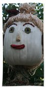 Miss Julia Scarecrow Beach Towel