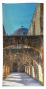 Mission Arches Beach Towel