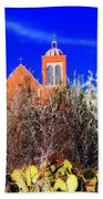 Mission In Silver City Nm Beach Towel