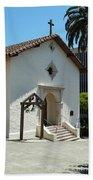 Mission San Rafael Arcangel Chapel Beach Sheet