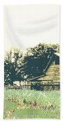 Mississippi Farm Old Highway 61  Beach Towel