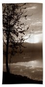 Misty Reflections S Beach Towel