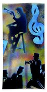 Mo Betta Blues Beach Towel
