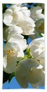 Mock Orange 4 Beach Towel
