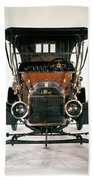 Model T Ford, 1910 Beach Towel