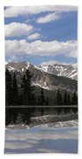 Monarch Pass Lake Beach Towel