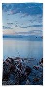 Mono Lake After Sunset Beach Towel