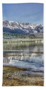 Mono Lake Sierra Beach Towel