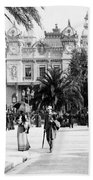 Monte Carlo - Casino - C 1898 Beach Towel