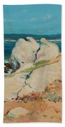 Monterey Coast Beach Towel