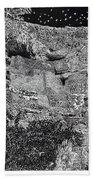 Montezuma Castle  Beach Towel