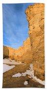 Monument Rocks In Kansas Beach Towel