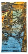 Moorings Beach Towel