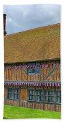 Moot Hall Aldeburgh Beach Towel