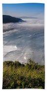 Morning At Klamath River Overlook Beach Towel