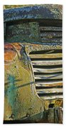 Moss Covered Grill Beach Towel
