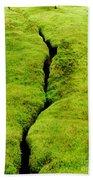 Moss Forest Beach Sheet