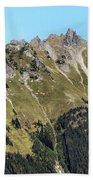 Mount Baker National Forest Beach Towel