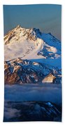 Mount Jefferson Beach Towel