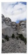 Mount Rushmore National Monument -2 Beach Towel