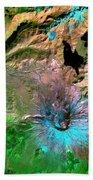 Mount St. Helens Beach Towel