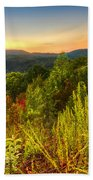 Mountainside Beach Towel