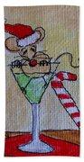 Mousetini Beach Towel