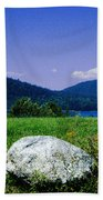 Mt Desert Island Maine Beach Towel