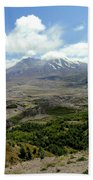 Mt St Helens 3 Beach Towel