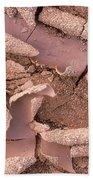 Mud Curls Beach Towel